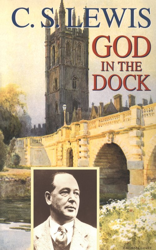 God in the Dock Book Cover